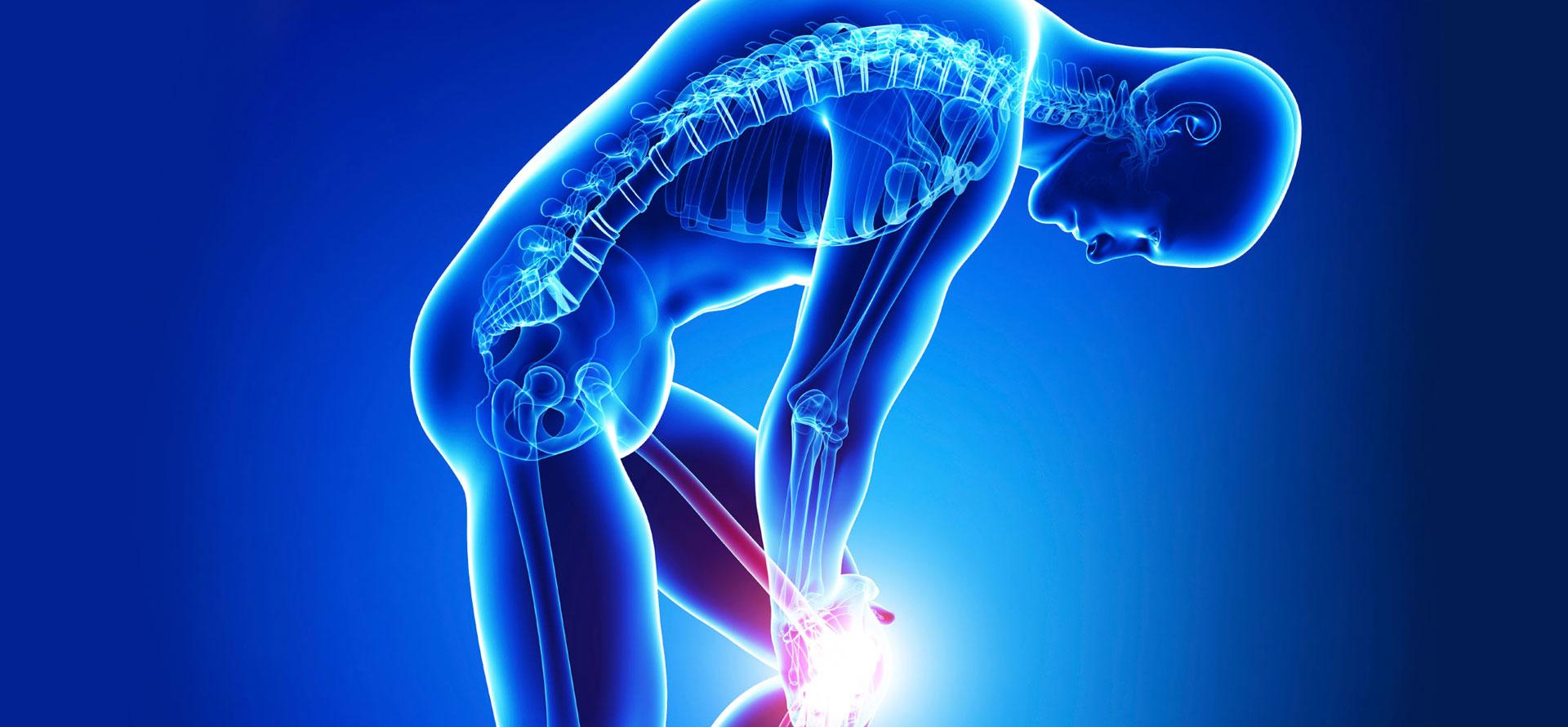 Protesi Totale ginocchio dolore e durata intervento..